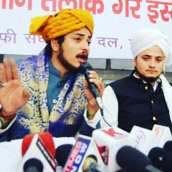 Hasnain Baqai, an advocate against triple talaq-e-biddat in India – Photo:    Wikipedia