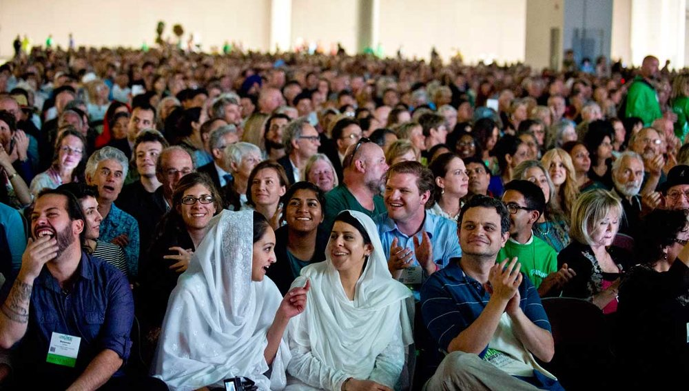 2015 Parliament of the World's Religions in Salt Lake City – Photo:    PWR