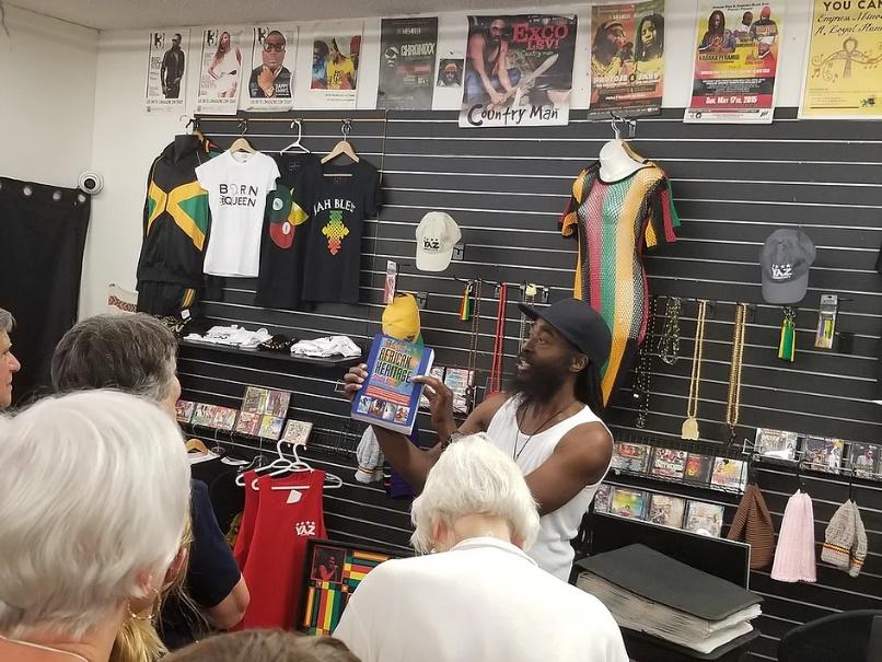 Rasta shop in Toronto – Photo:    Encounter World Religions Centre