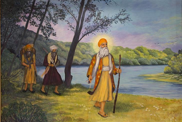 Guru Nanak – Photo:    Aavtar Singh, C.c. 2.o