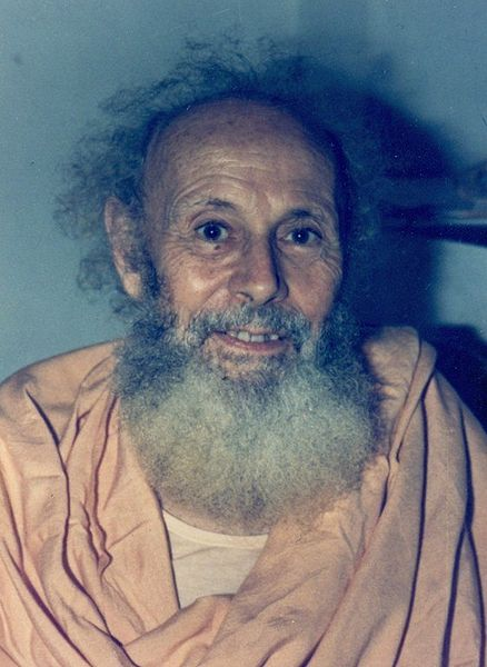 Swami Abhishiktananda – Photo:    Wikimedia