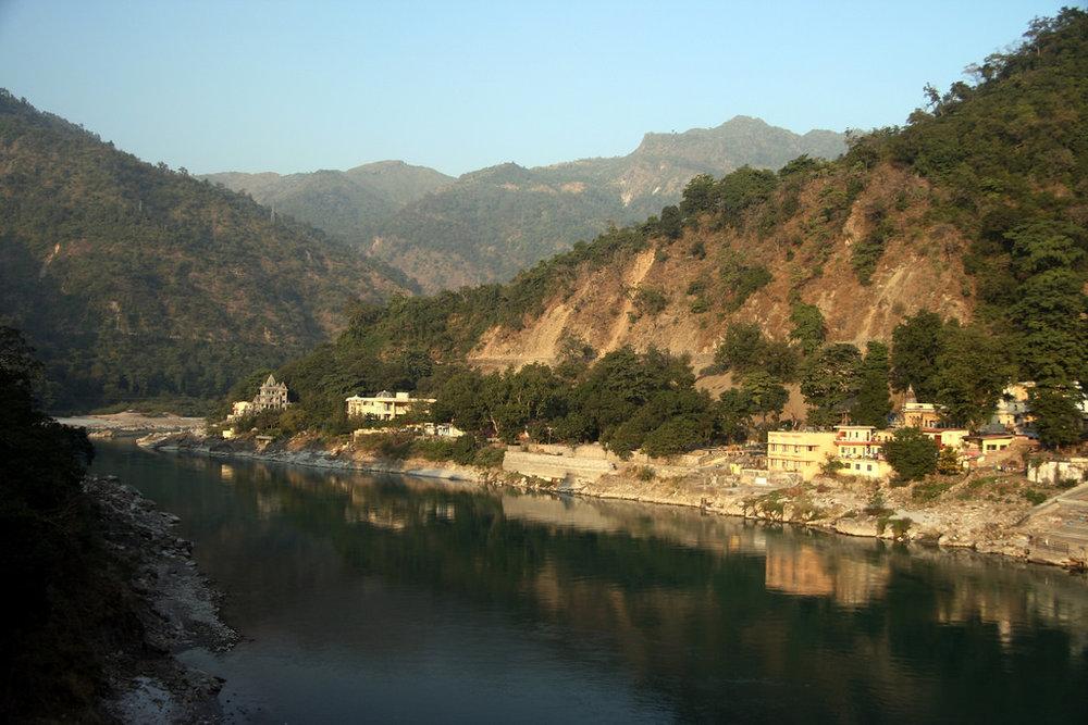 Mother Ganga – Photo:    Fred Hsu, C.c. 2.0