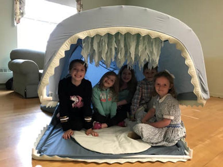 Kids enjoying GreenFaith Kids Ocean Camp – Photo: BL