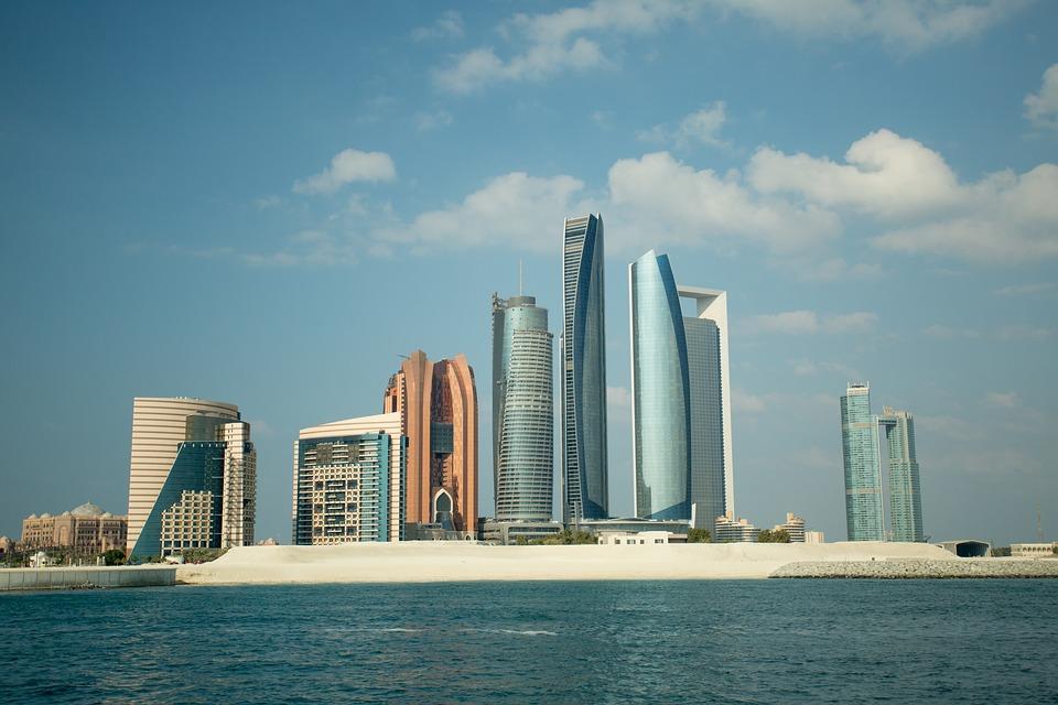 Abu Dhabi skyline – Photo:    Pixabay