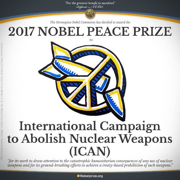 Photo:    Nobel Women's Initiative