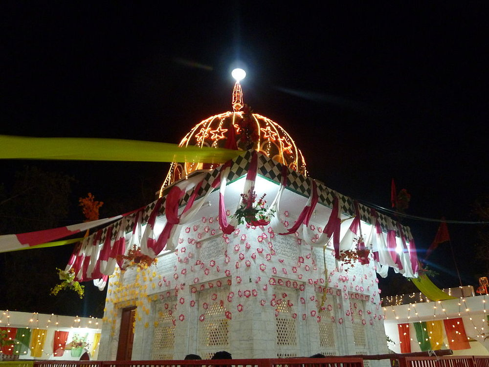 Shrine of Madho Lal Hussain in Lahore – Photo:    Wikipedia