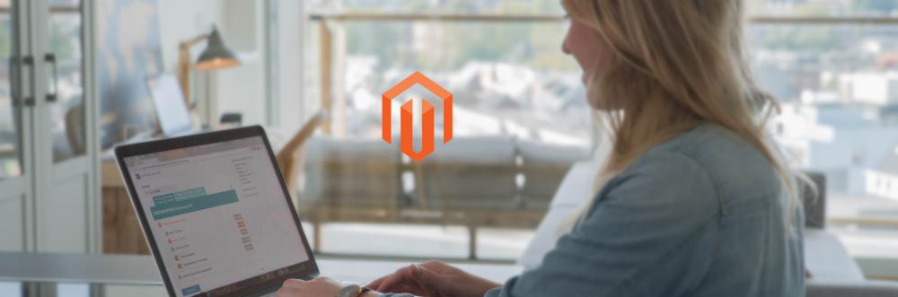 Bied flexibele bezorgopties aan in jouw webshop met de MyParcel checkout, voorbeeld van een Magento shop