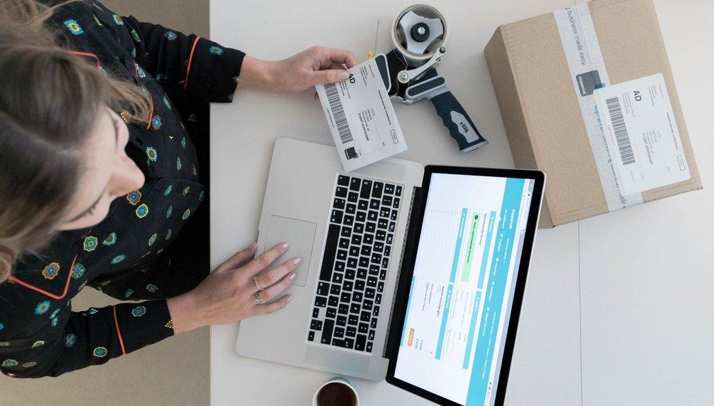 Eenvoudig al jouw pakketten versturen met het MyParcel systeem