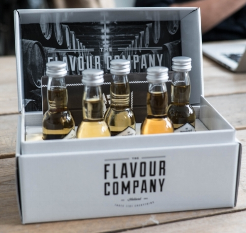 The Flavour Company product in beeld