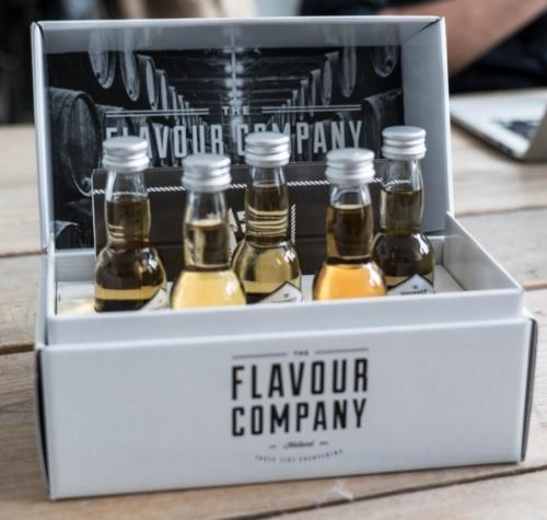 Flavour company, het product in beeld