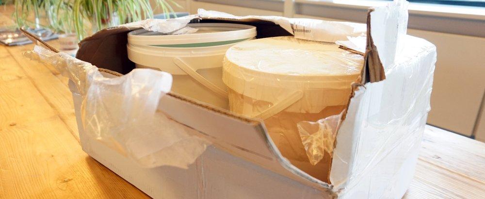 schadepakket - wat te doen bij schade aan jouw pakketzending?