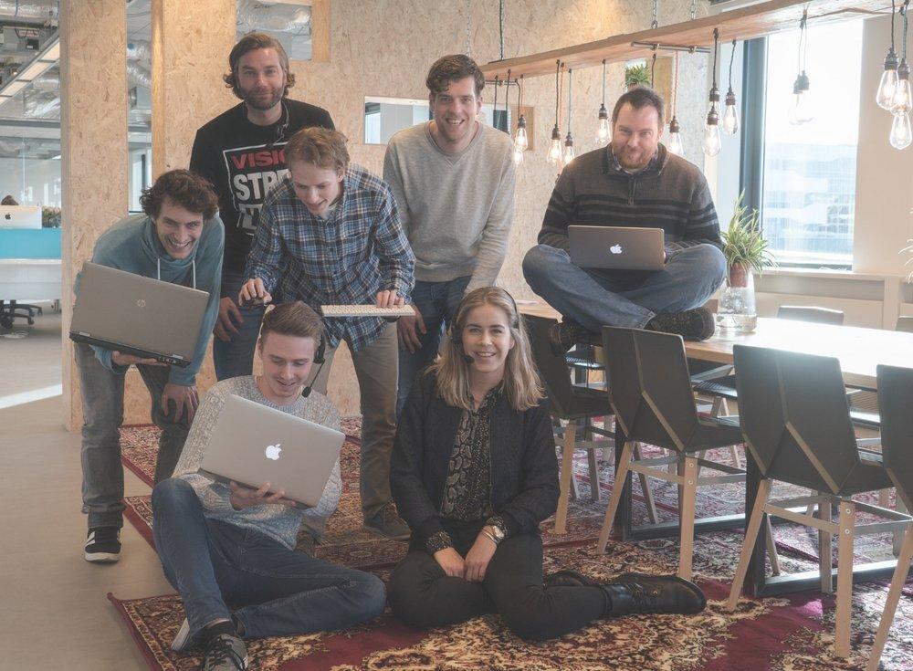 Haalservice - Het klantenservice team staat klaar om je te helpen!