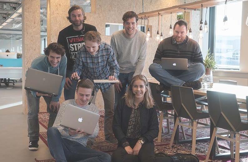 Vragen? het IT service team staat voor je klaar!