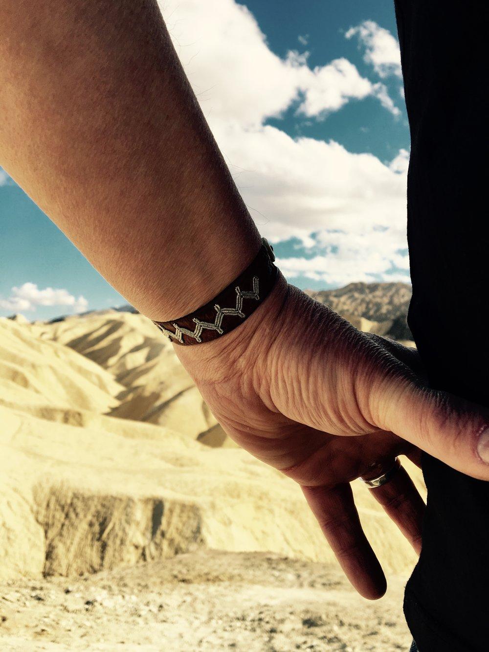 armband, tenn
