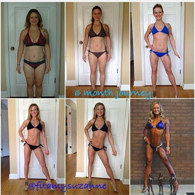 One girl's journey to fitness and her body, her way. Fit Amy Suzanne shares her story.