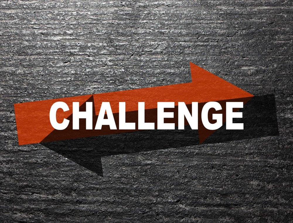 Click here to read our parish's challenge for the week