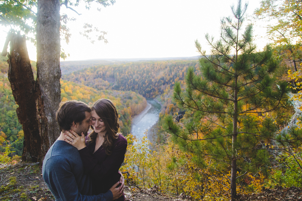 Buffalo Fall Engagement Portrait Photographer_016.jpg