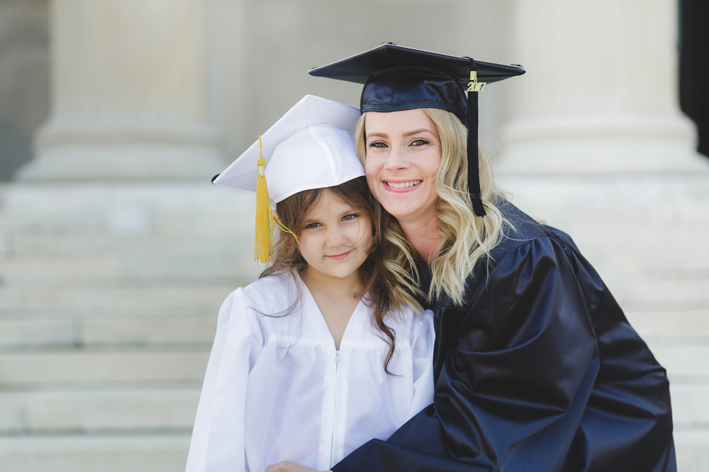 Buffalo Senior Graduation Photographer