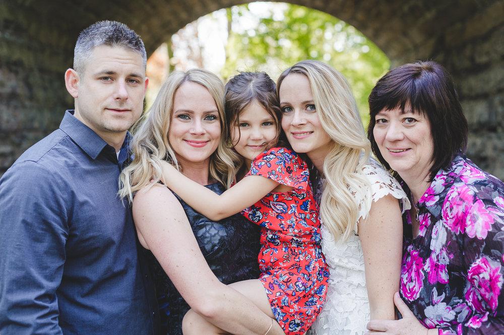 Family Portrait Photographer Buffalo NY