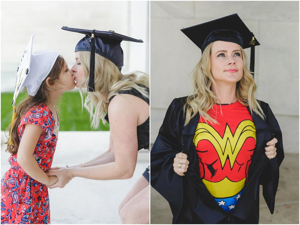 Buffalo Graduation Portraits
