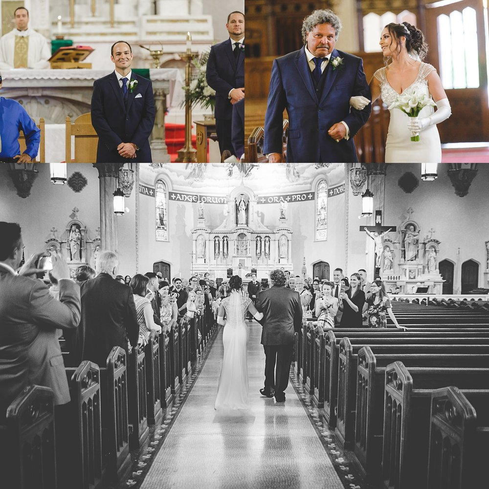 Wedding Ceremony Photography Buffalo NY
