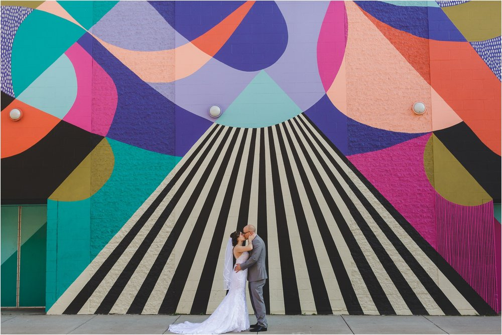 Buffalo Mural Wedding Pictures