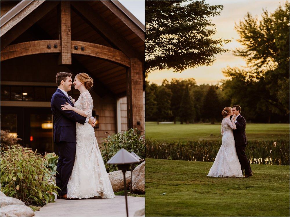 Deerfield Country Club Buffalo Wedding Photographers