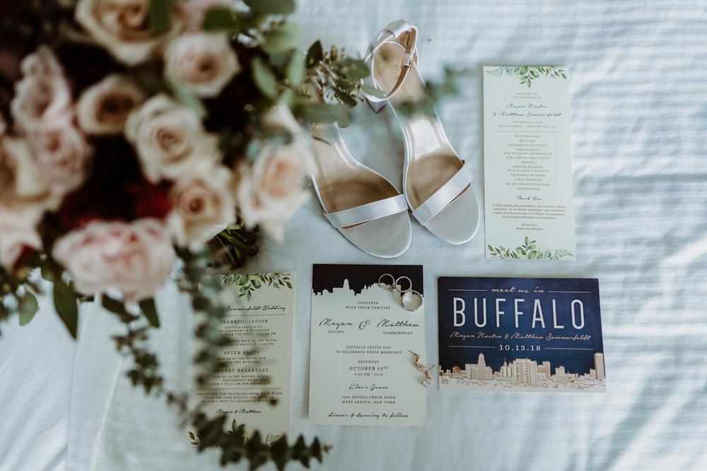 Kloc's Grove West Seneca Wedding Photography | Buffalo Wedding Photographer