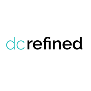 Image result for dc refined logo
