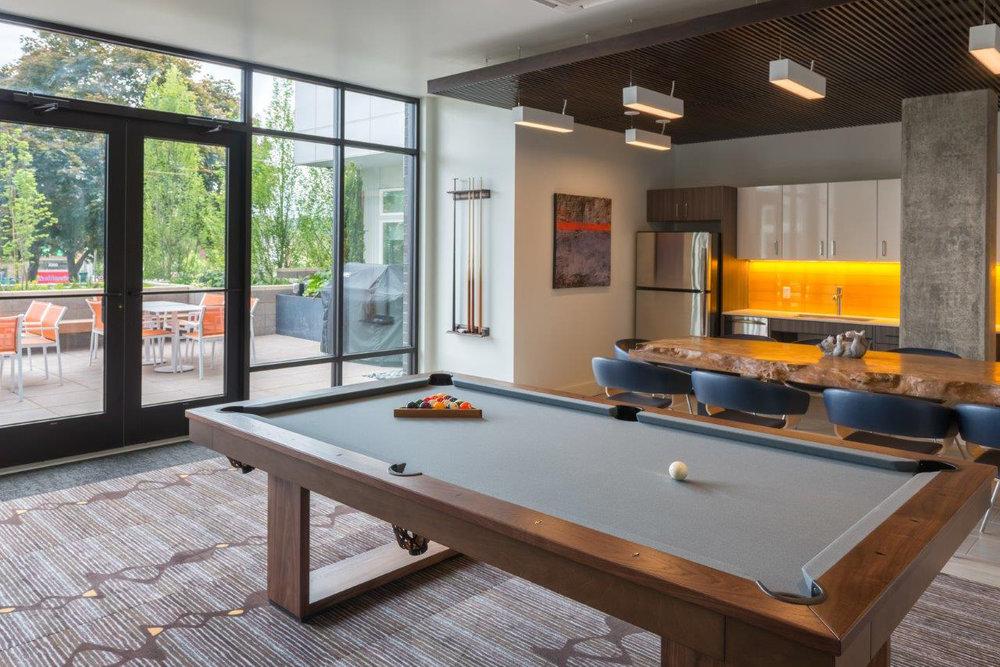 MODERA BALLARD Lairdesign - Ballard pool table