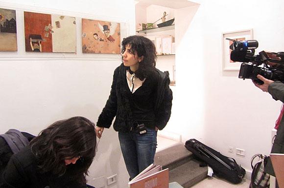 Author Nadia Terranova