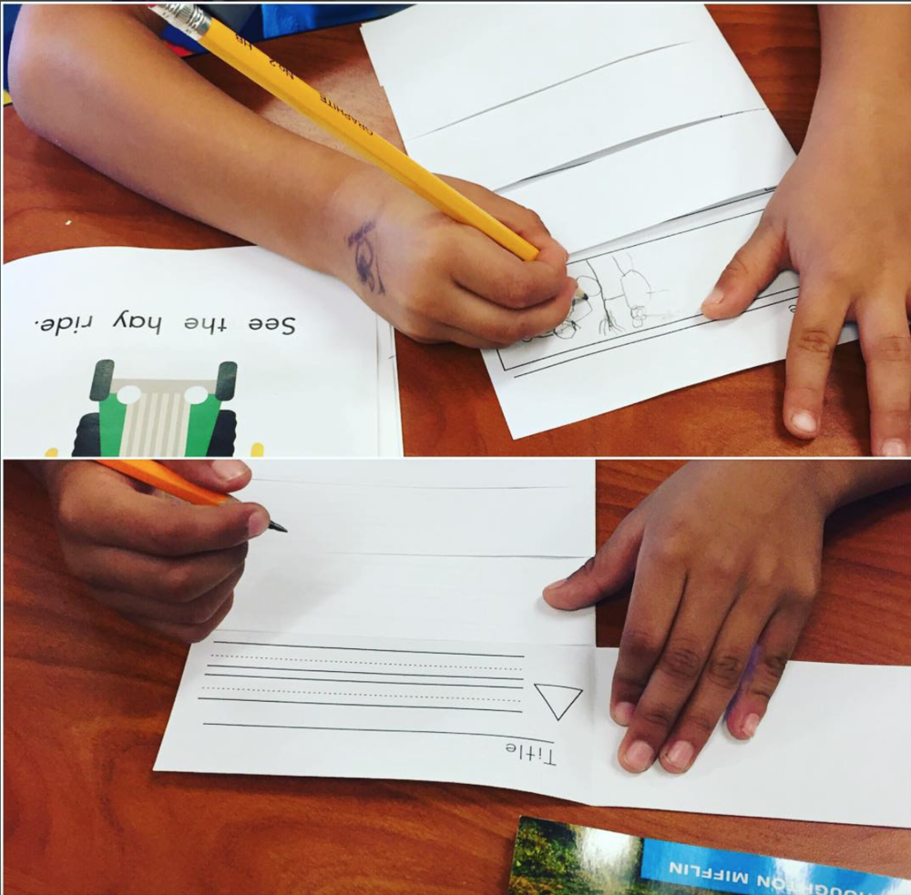 These graphic organizers are adapted for my struggling reading who can only focus on one area of comprehension at a time. These students work with me at my table while other students work independently on their own graphic organizer.