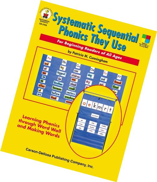 systematic sequential phonics