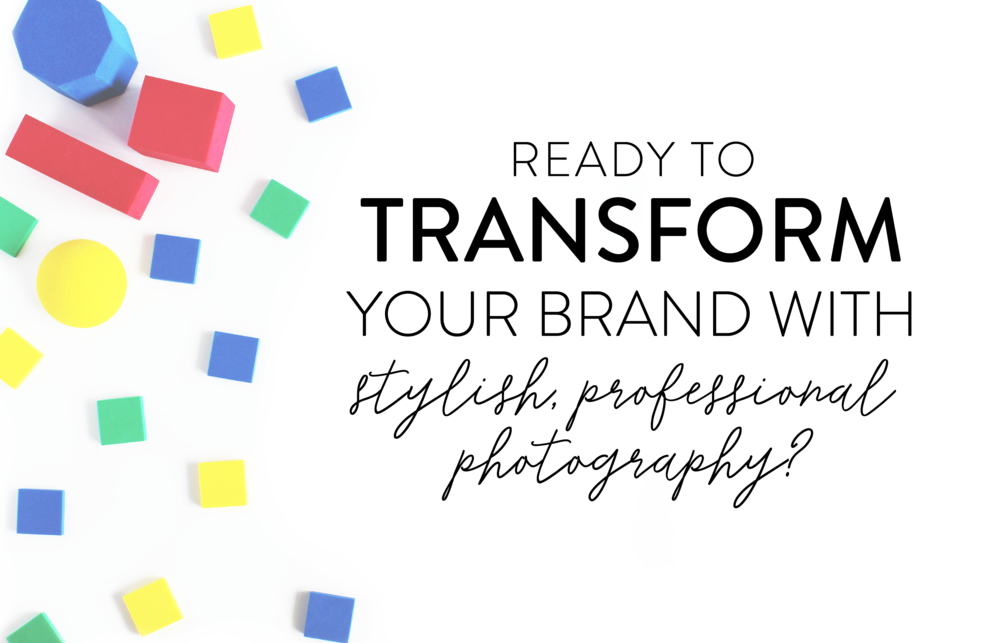 build a better brand with styled stock photography