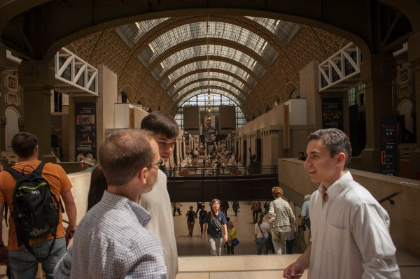 A trip to the Musée d'Orsay!