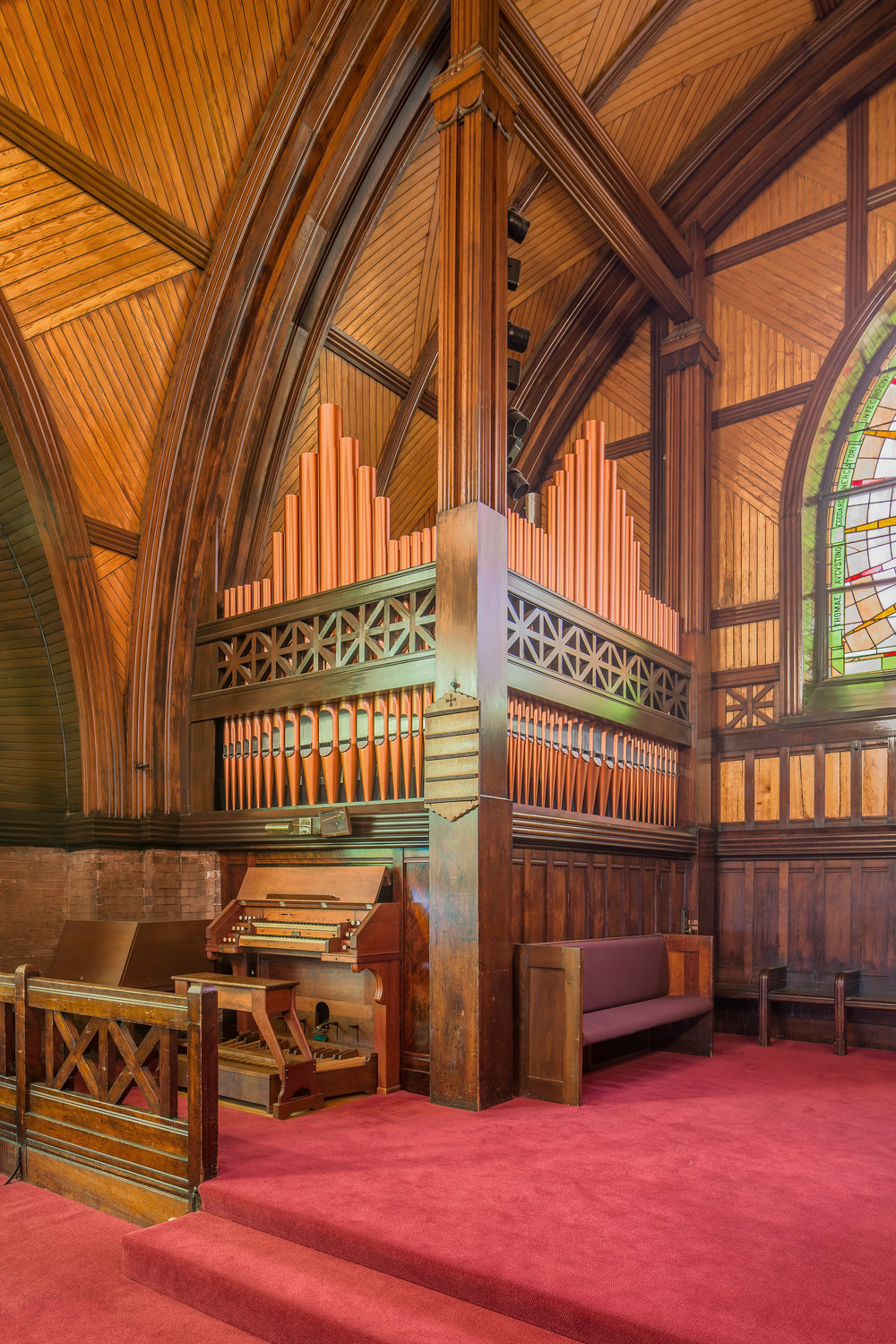 Goddard Chapel, Tufts University
