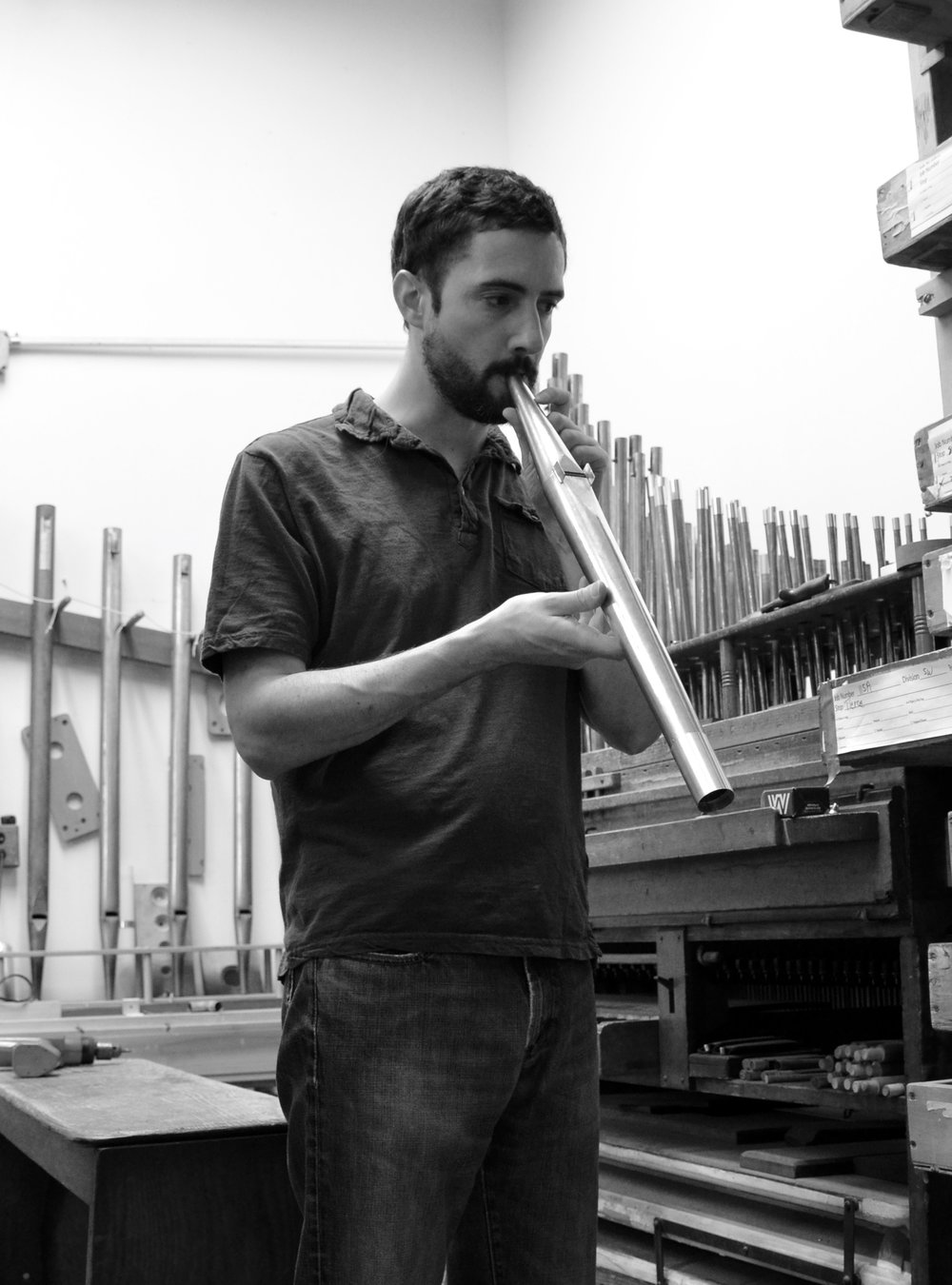 Ryan Bartosiewicz Andover Organ
