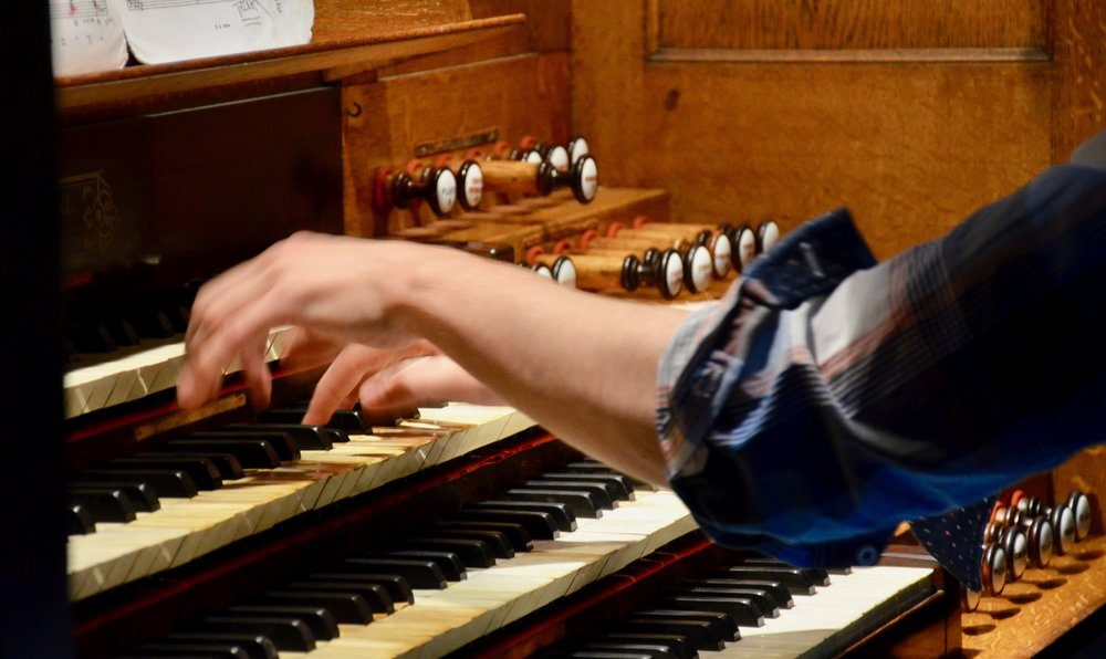 David von Behren performs Dupré's Évocation, Op. 37 on the organ at St. Ouen in Rouen, France. -Boston Organ Studio