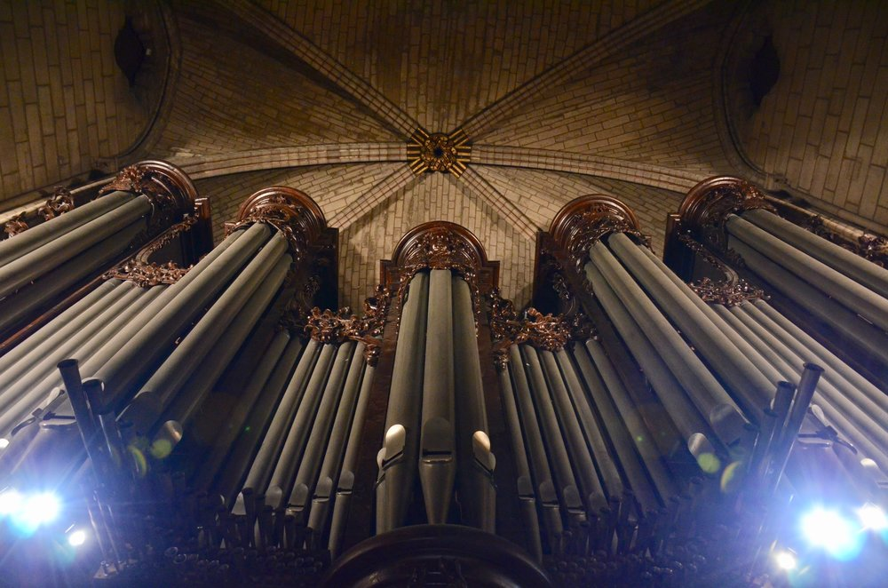 Notre Dame de Paris - Grand Orgue - Boston Organ Studio