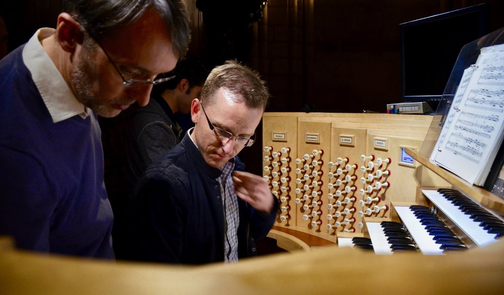 "Christian Lane plays the Chorale of Symphony No. 10 ""Romane"" - Charles-Marie Widor - Boston Organ Studio"