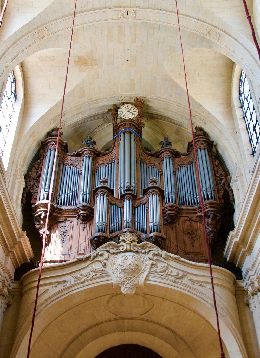 The Grand Cavaillé-Coll Organ of Saint Louis in Versailles
