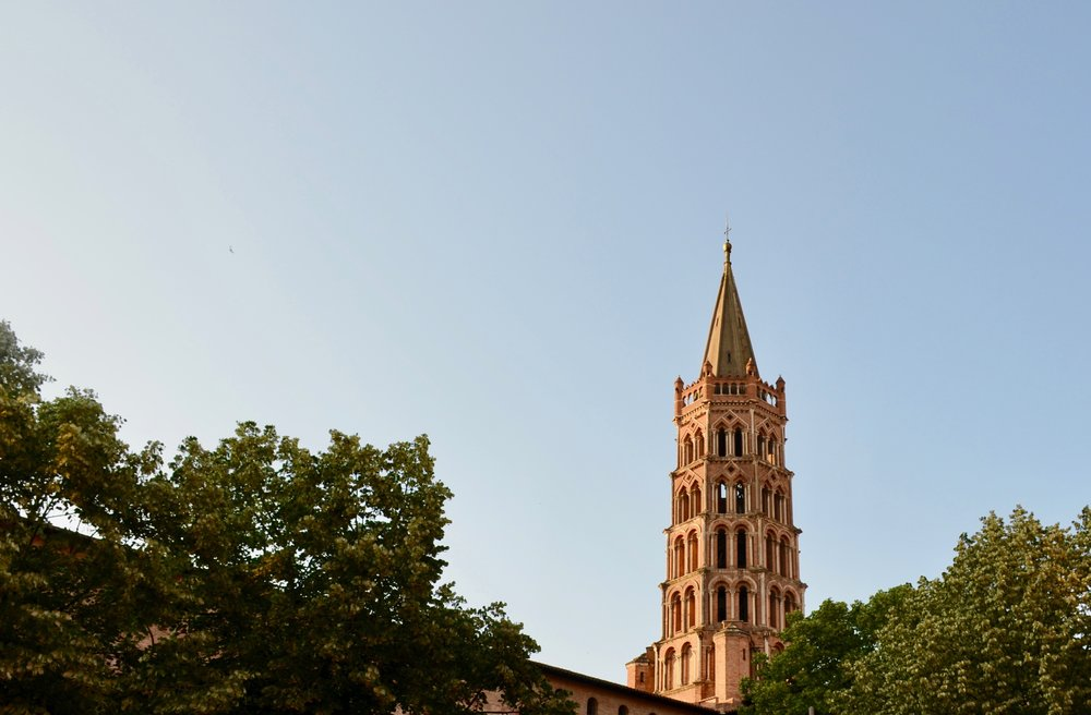 Tower of St-Sernin, Toulouse