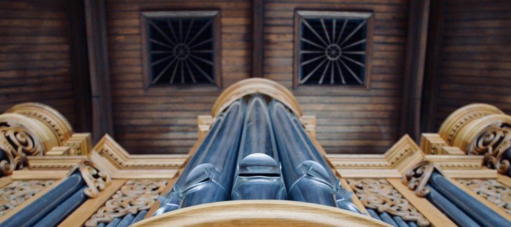 Wolff Organ, Redpath Hall, McGill University