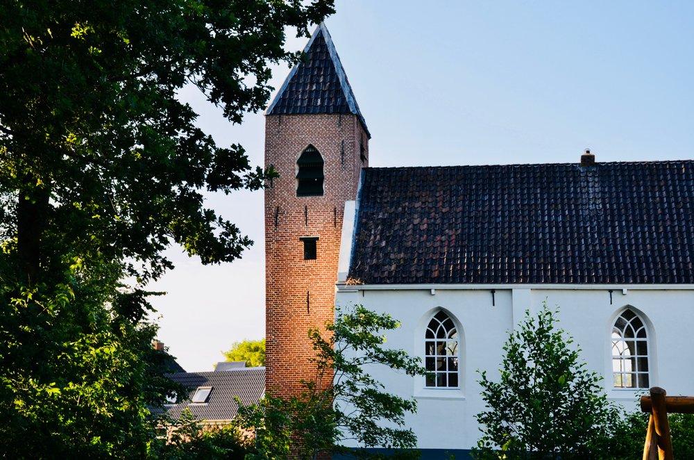 Michaëlkerk, Mensingeweer, Holland.
