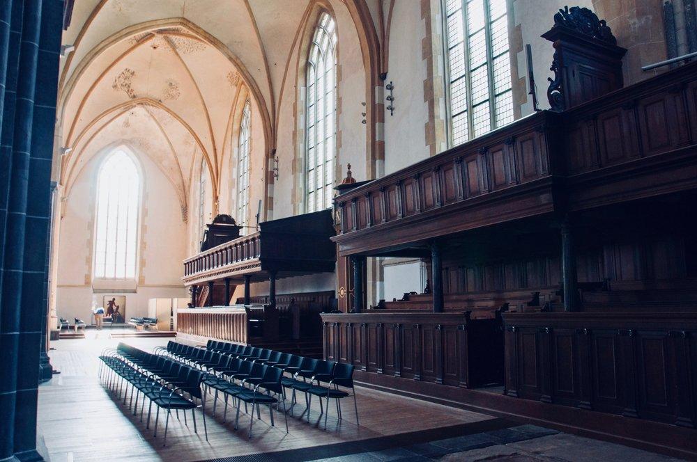 Martinikerk, Groningen.