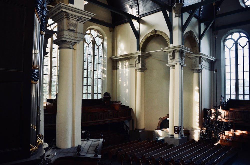 Nieuwe Kerk, Groningen.