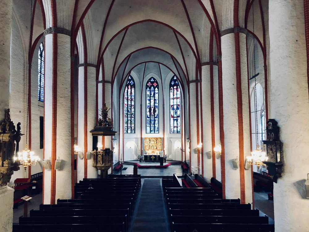 St. Jacobi, Hamburg.