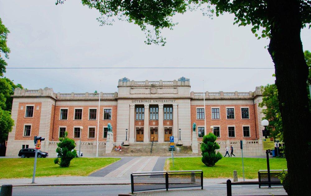 Göteborg University