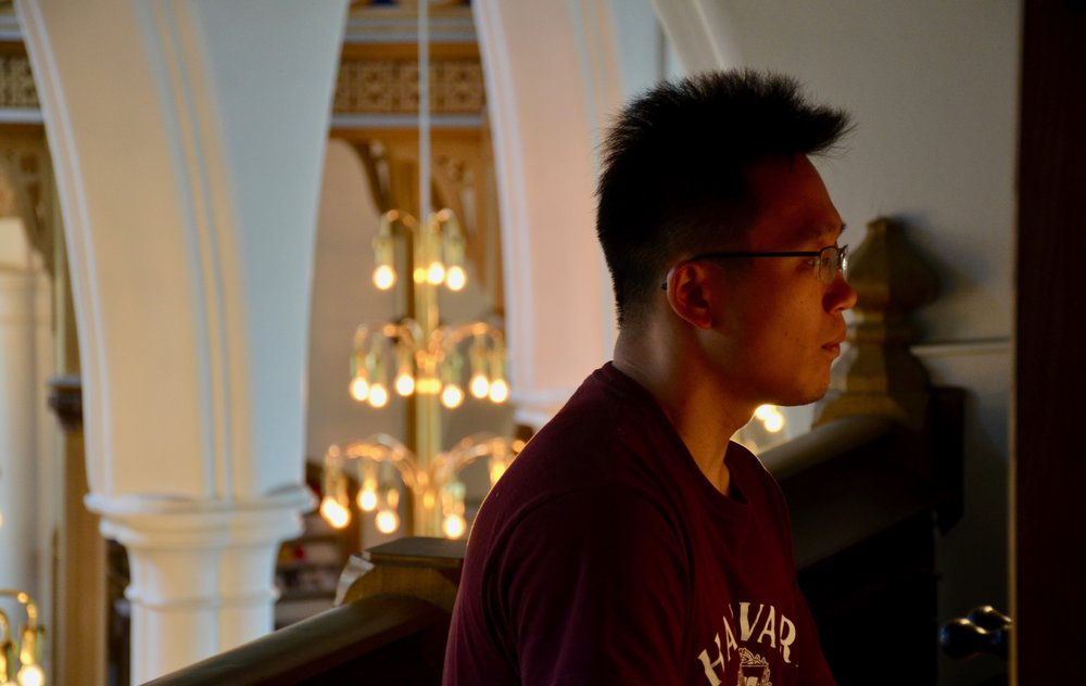 Adrian Cho plays the 1992 Brombaugh organ, Haga Church, Göteborg, Sweden.