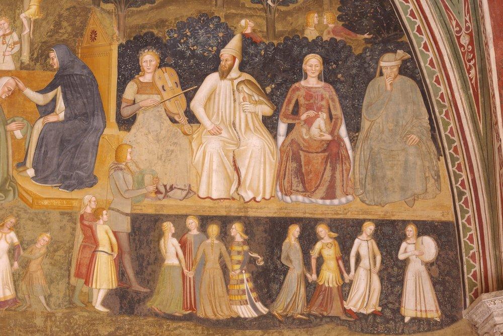 Giovanni di Buonaiuto, basilique Santa Maria Nuovella, Florence